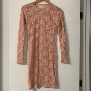 NWOT American Apparel Lace Dress